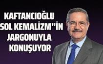 Taha Akyol: Kaftancıoğlu 'Sol Kemalizm'in jargonuyla konuşuyor