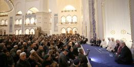 İstanbullular kandilde camilere akın etti