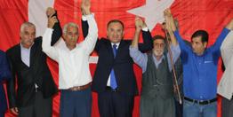 Cumhurbaşkanı Erdoğan husumetli aileleri barıştırdı