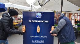 Tuzla Belediyesi üm imkanlarını seferber ediyor