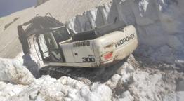 Şırnak'ta 36 derecede karla mücadele