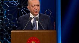 Cumhurbaşkanı Erdoğan'dan, İslam düşmanlığına tepki