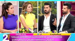 TV8 2. Sayfa'da Erkan Özerman Best Model ifşası: 13 sene önce 'Gel kucağıma otur' dedi!