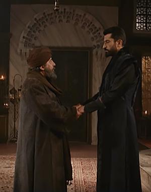 Mehmed Bir Cihan Fatihi 5.bölüm fragmanı Ak Şemsettin Sultan Mehmed'e fethi müjdeliyor!