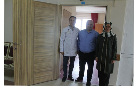 Manyas Devlet Hastanesi'nde palyatif bakım ünitesi hizmete girdi