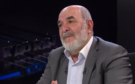 'Abdullah Gül'de, sadece üzüntü gördüm'