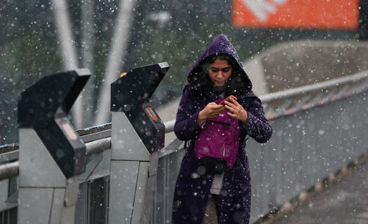 Meteoroloji'den flaş uyarı: Kar, fırtına, don...