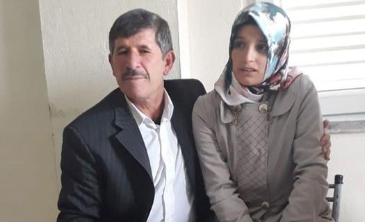 Baba ve kızı 32 yıl sonra kavuştu