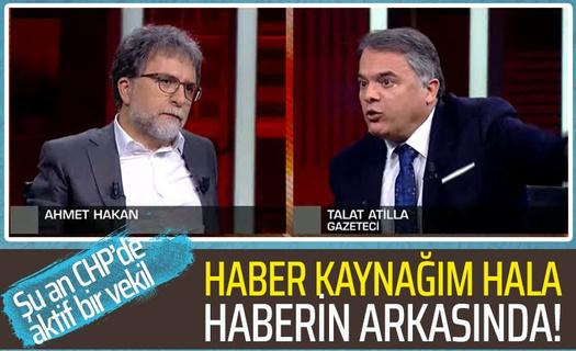 Talat Atilla'nın kaynağı kim?