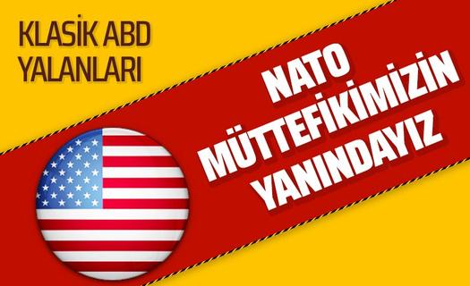 ABD'den, Türkiye ve İdlib açıklaması