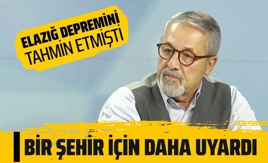 Prof. Naci Görür İzmir'i uyardı! Depremin kaynağı...