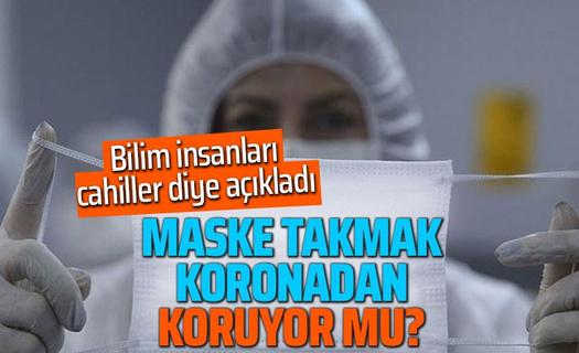 Maske takmak gerçekten işe yarıyor mu? Riski ne kadar azaltıyor?