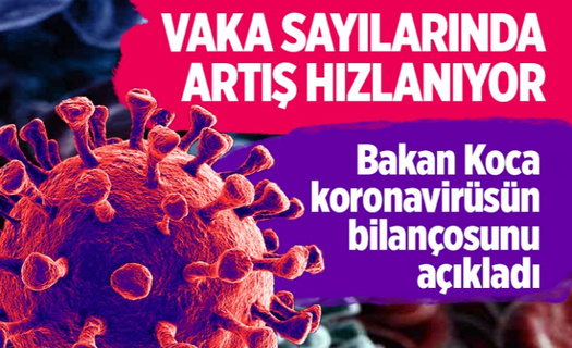 25 Eylül koronavirüs vaka sayıları açıklandı! Vefat sayıları artmaya devam ediyor