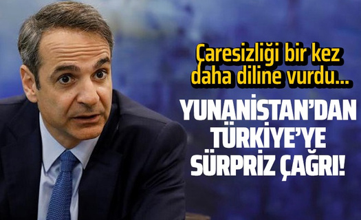 Miçotakis, Türkiye karşısında geri adım attı!