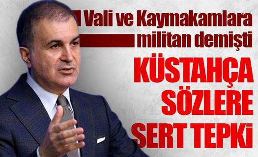 Berhan Şimşek'in sözlerine Ak Parti'den tepki!