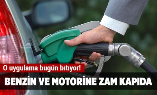 Akaryakıtta tavan fiyat uygulaması bitiyor! Benzin ve motorine zam kapıda