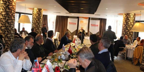 TÜRSAB Başkanı Başaran Ulusoy'dan rakibi Firuz Bağlıkaya için flaş sözler