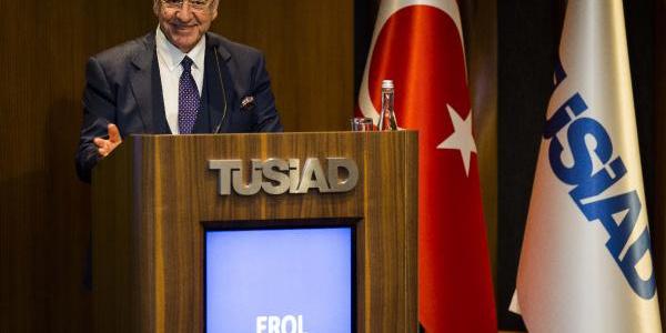 TÜSİAD'ın en büyük iki sıkıntısı; polarizasyon ve dolarizasyon