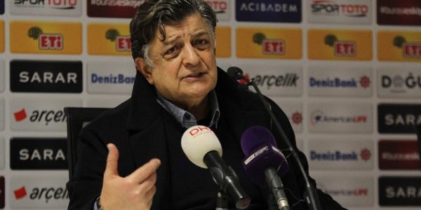 Eskişehirspor, Yılmaz Vural'a ilk şoku yaşattı