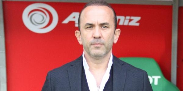 Mehmet Özdilek'ten maç sonrası itiraf gibi açıklama