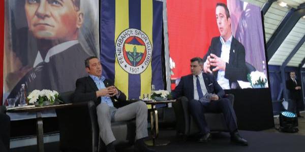 Ali Koç: Fenerbahçe'ye başkan olacağımı o zaman söyledim