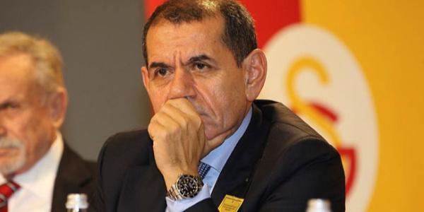Dursun Özbek'ten Galatasaray yönetimine güvence