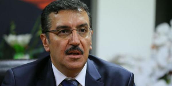 Bakan Bülent Tüfenkci'den kooperatifçilik için flaş sözler