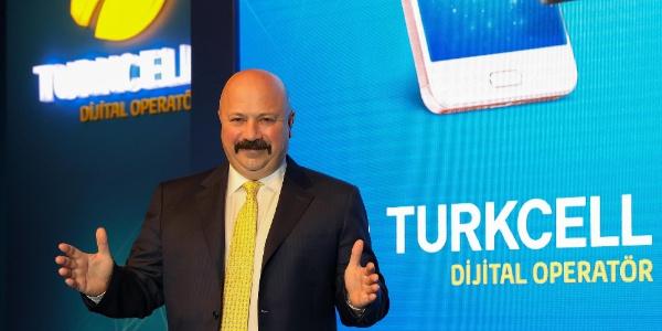 Turkcell'den 2017'de  2,4 milyar lira net kâr