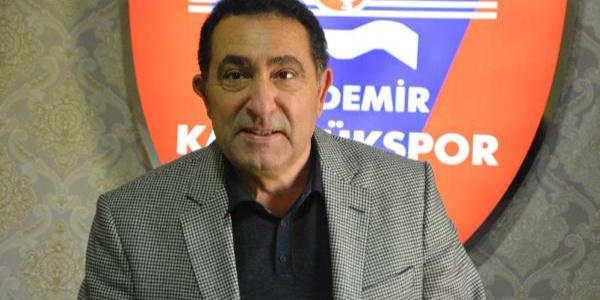 Kardemir Karabükspor'da kongre öncesi istifa kararı