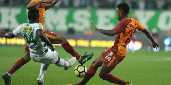 Galatasaray, Türk Telekom Arena'da Bursaspor'u  bekliyor