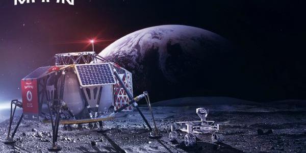 Vodafone, Ay yüzeyini 4G kapsamına alacak