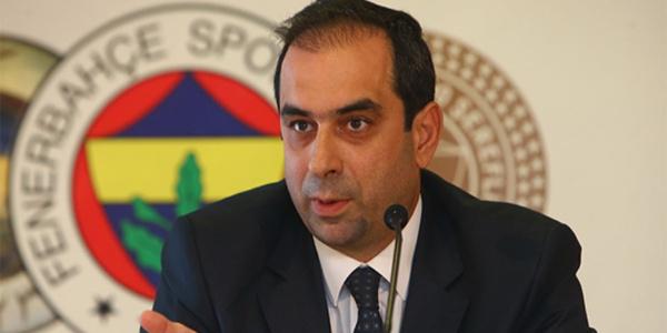 Fenerbahçe Asbaşkanı Şekip Mosturoğlu UEFA güvencesi: Ceza beklemiyorum