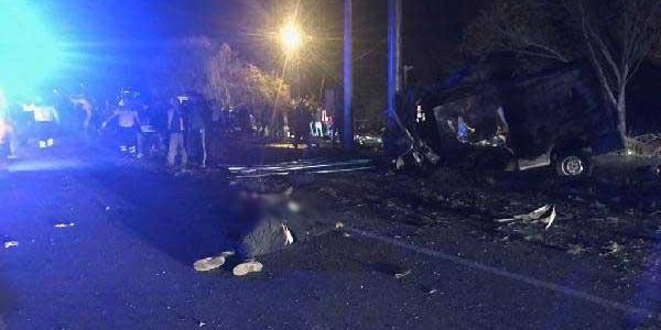 Iğdır'da kaçakları taşıyan minibüs içindekilerle birlikte yandı: 15 ölü, 30 yaralı