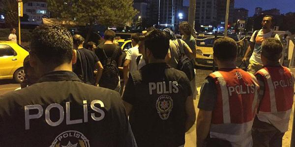 İstanbul dün didik didik arandı: 155 gözaltı, 212 bin TLceza