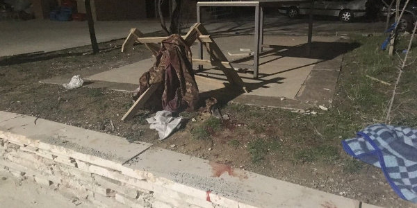 Afyonkarahisar'da vahşi cinayet: Arkadaşının boğazını kesti