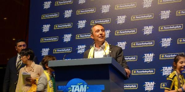 Ali Koç, İzmir'de Fenerbahçe kongre üyeleri ile buluştu