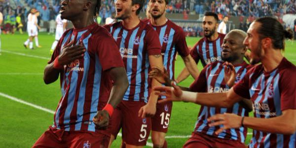 Trabzonspor, deplasmanda Galatasaray karşısına galibiyet için çıkacak