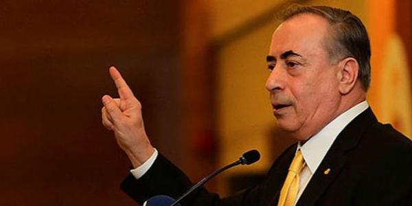Galatasaray Başkanı Mustafa Cengiz'den Adnan Polat için çağrı