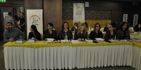 31 baro yönetimi çocuk hakları için Diyarbakır'da bir araya geldi