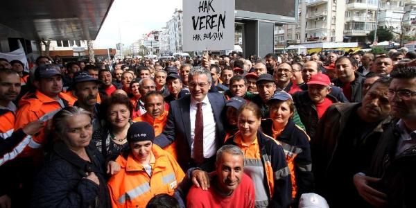 Karşıyaka Belediyesi'nin itirazı hüküm giymiş mahkumlara müjdeye dönüştü