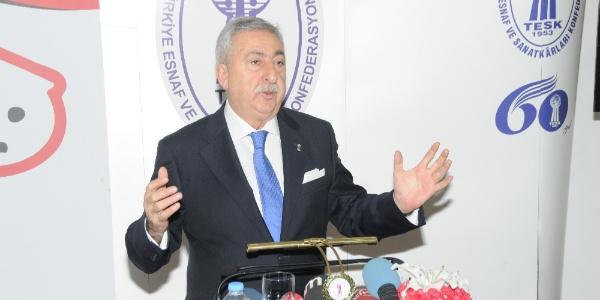 TESK Genel Başkanı Palandöken'den doğum borçlanması için hükumete çağrı