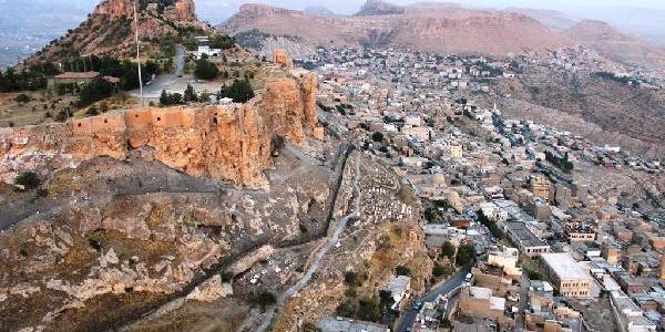 55 yıldır kapalı tutulan Mardin Kalesi'nin açılması için ilk adım