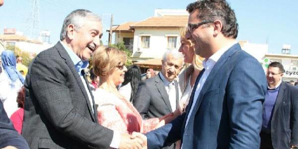 KKTC Cumhurbaşkanı Mustafa Akıncı'dan Rumlara çağrı: Bu topraklar hepimize yeter