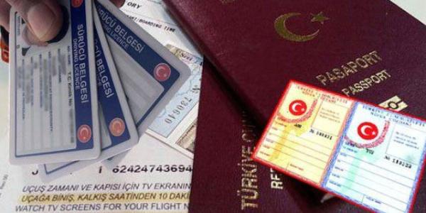 Pasaport ve sürücü belgesi işlemleri yarından itibaren Nüfus müdürlüklerinde