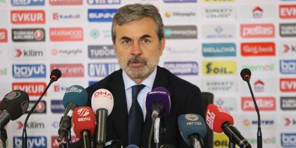 Aykut Kocaman'dan 5-0 yorumu: Olmak veya olmamak maçına çıkmıştık