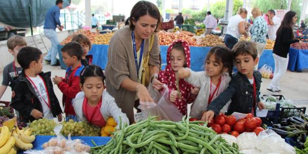 TUİK'e göre yıllık enflasyon yüzde 10.23 ile çift hanede