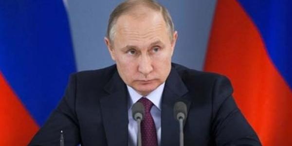 Rusya lideri Putin, 8 bakanla birlikte Ankara'ya geldi