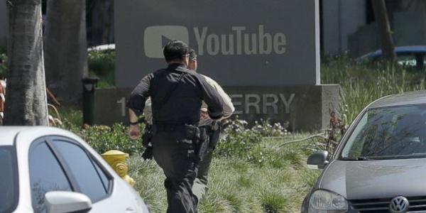 YouTube'un San Francisco'daki merkezinde silahlı saldırı