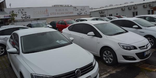İkinci el araç piyasası bu sene erken hareketlendi