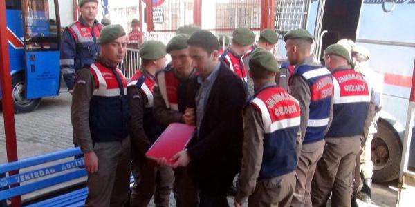 FETÖ'nün TSK'daki ankesörlü telefon ekibi, hâkim karşısına çıktı